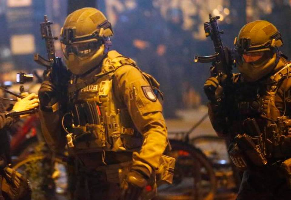 POTD: H&K And First Spear At G20 Summit -The Firearm Blog