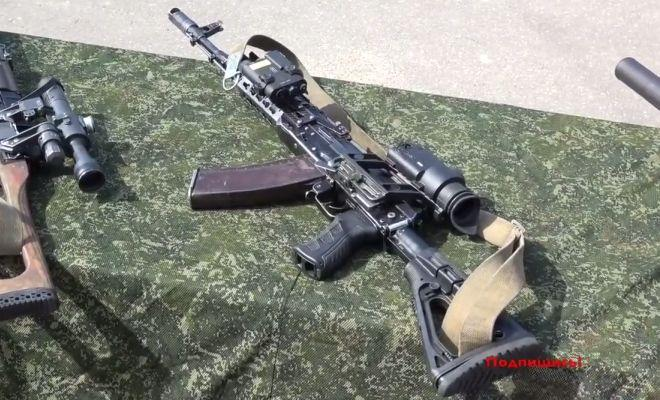 Small Arms Of Belarusian Special Forces The Firearm Blog
