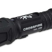 Crossfire 1AA USB Rechargeable Flashlight
