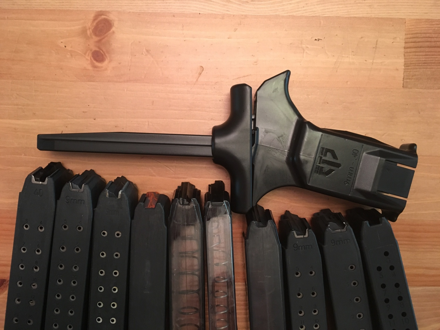 Universal Loader for Rifles NEW Elite Tactical Systems C.A.M # ETSCAM-RIFLE