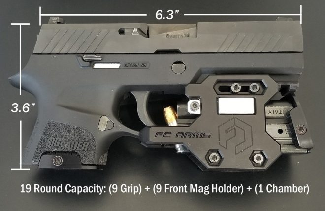 The Full Conceal M1 - SIG P320 Compact (9 mm) -The Firearm Blog