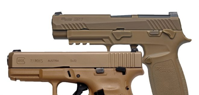 Was MHS a FAILURE? SIG vs  Glock, an In-Depth Analysis -The