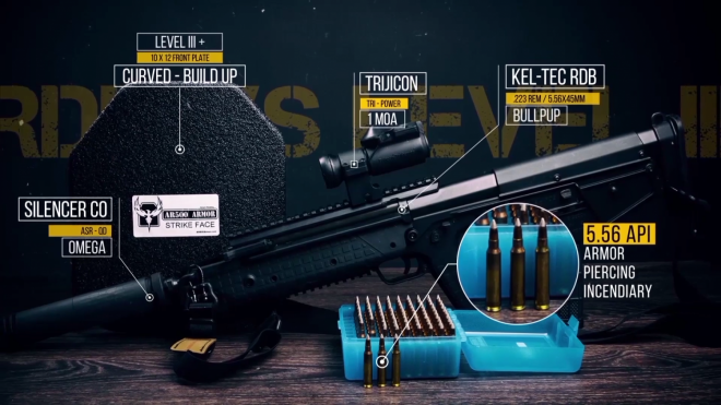 AR500Armor.com screenshot