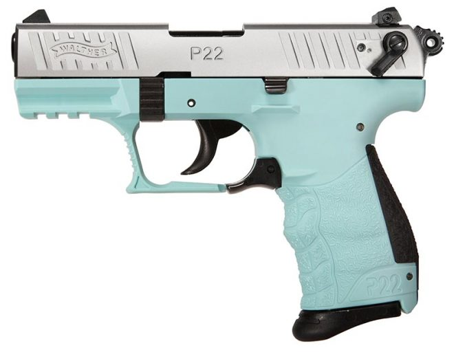 Blue Walther P22 QD
