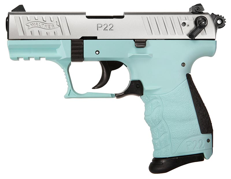 walther updates the p22 pistol p22qd the firearm blog