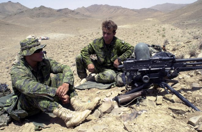 Canada To Upgrade C6s With Colt Canada S C6a1 Flex Model