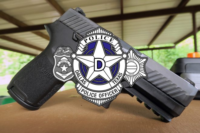 BREAKING: P320 Recall Issued By Dallas Police | Prohibited