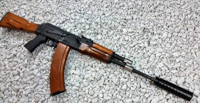 definitive arms ak. definitive arms points out that this gas block could be especially useful for building an ak in some exotic (not normally seen aks) calibers. ak