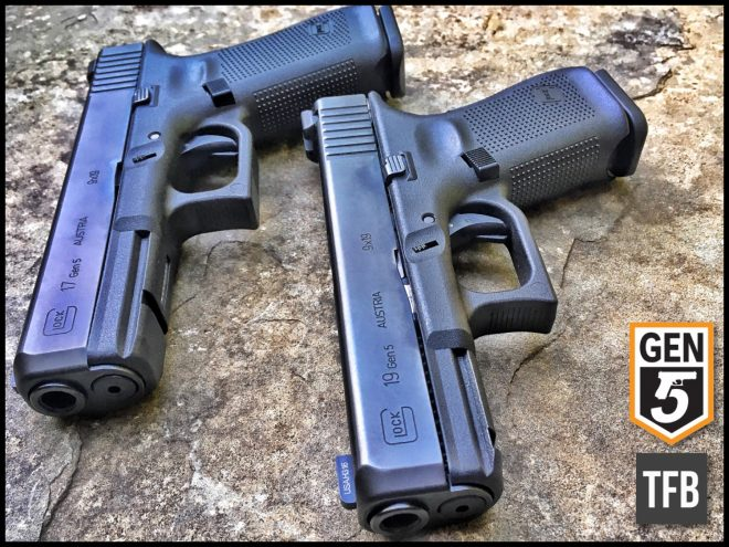 Official The New Glock Gen5 Has Arrived The Firearm Blog