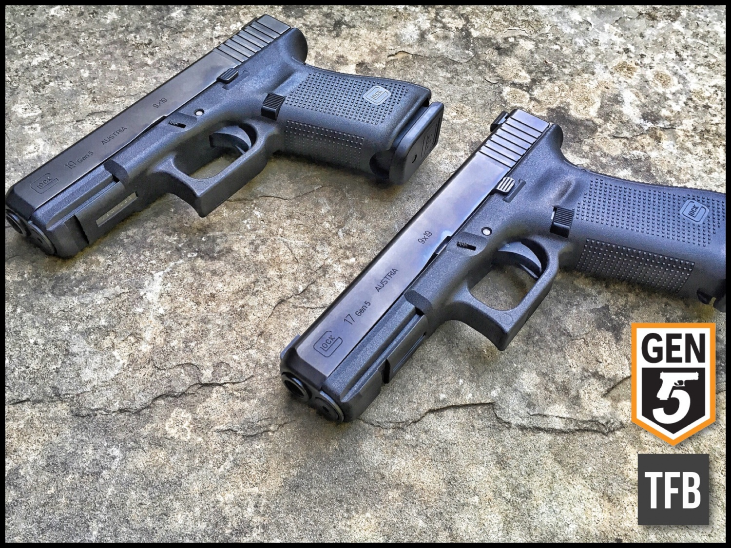 Official The New Glock Gen5 Has Arrived The Firearm