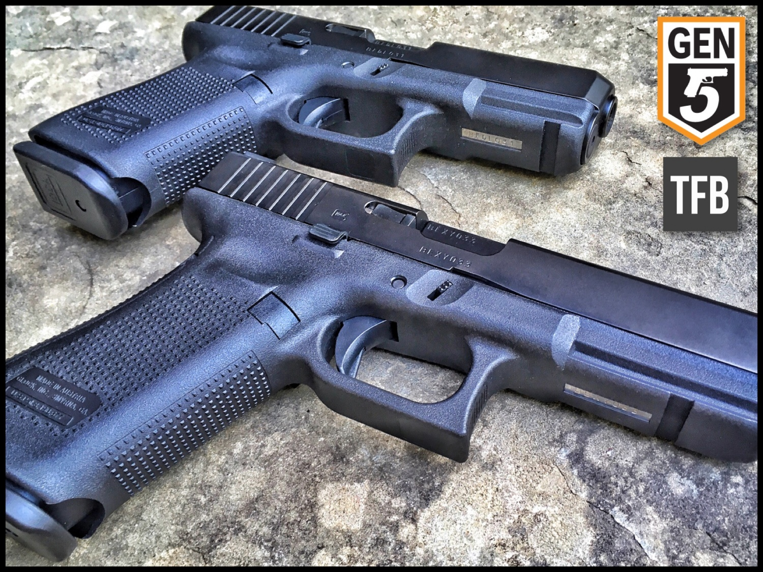 OFFICIAL: The New GLOCK Gen5 Has Arrived -The Firearm Blog