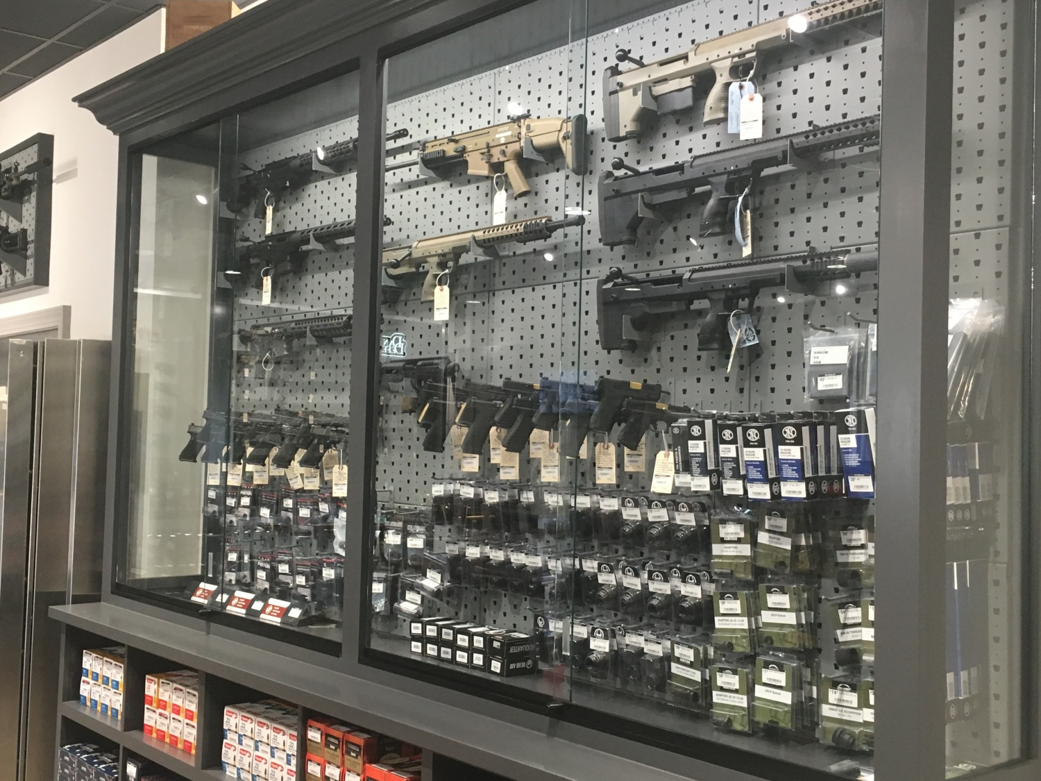 Gallow Technologies Weapon Storage And Displays The