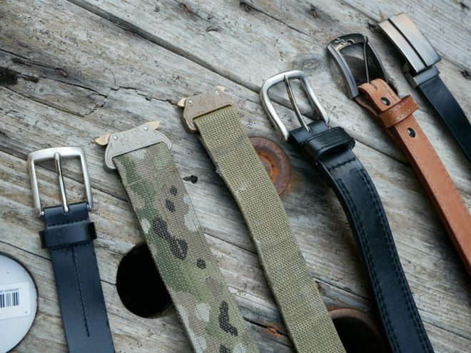 Comparing Cobra Buckles/Nylon belts to traditional designs