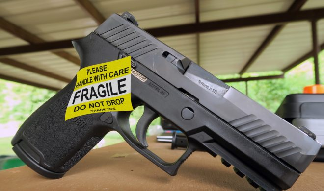 BREAKING: Sig Sauer Offers To Upgrade P320 Pistols In Wake Of Drop