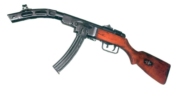 Rare and Experimental Versions of Soviet PPSh Submachine Gun -The