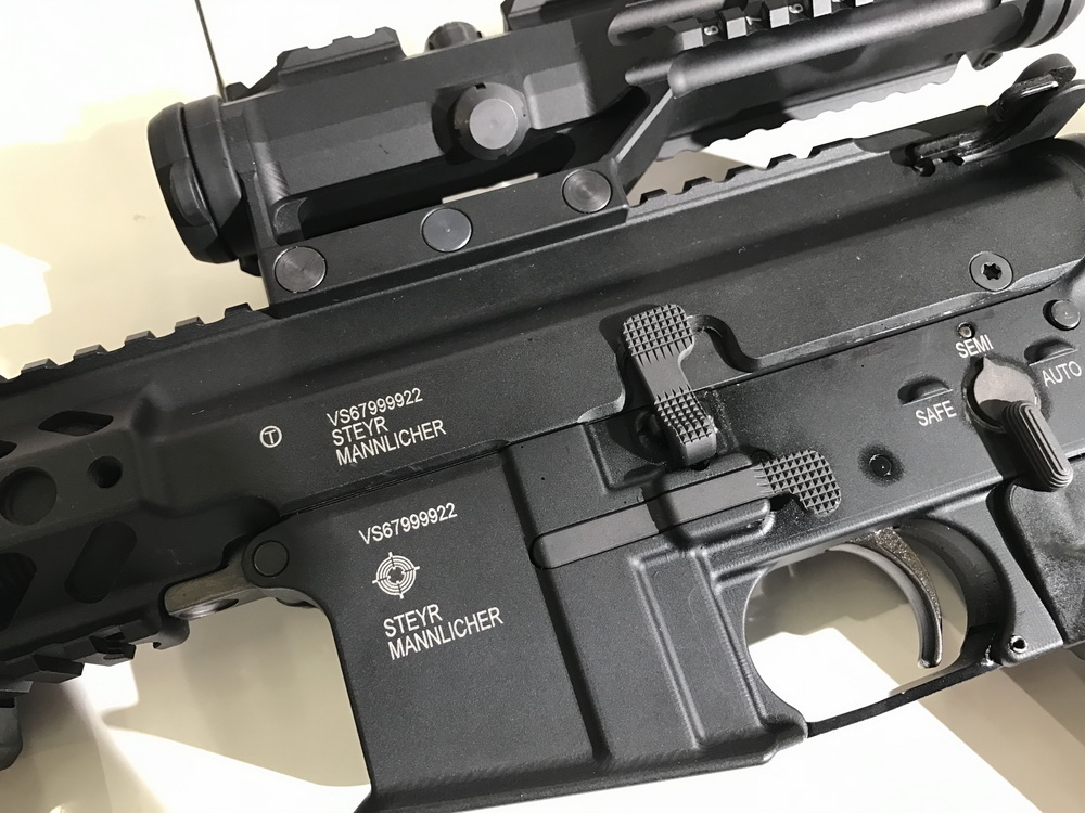In detail: The Steyr Mannlicher RS-556 rifle -The Firearm Blog
