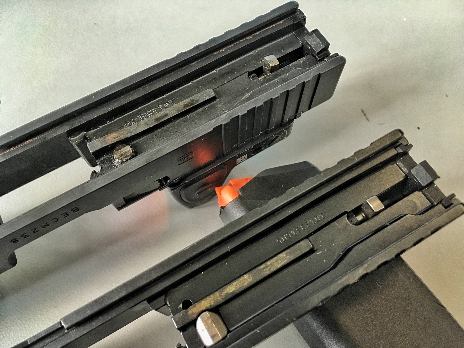 TFB FIRST LOOK: The New Gen5 GLOCK 17 And Gen5 GLOCK 19 -The