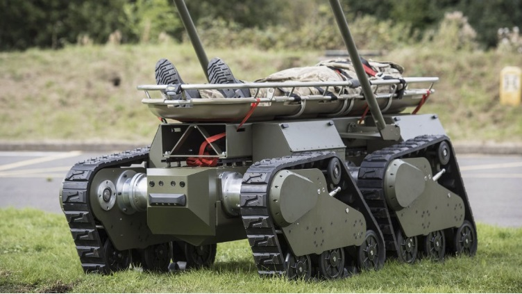 Multirole Armored Robot For Infantry Announced By Bae
