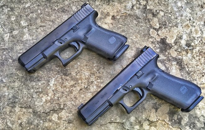 It is now officially official – The GLOCK Gen5 is announced by way of a  press release, a new web page and a video commercial. Yes, we did go  through all of ...