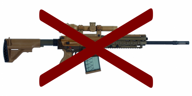 BREAKING: Army 7.62mm Rifle Program CANCELLED - ICSR is No More