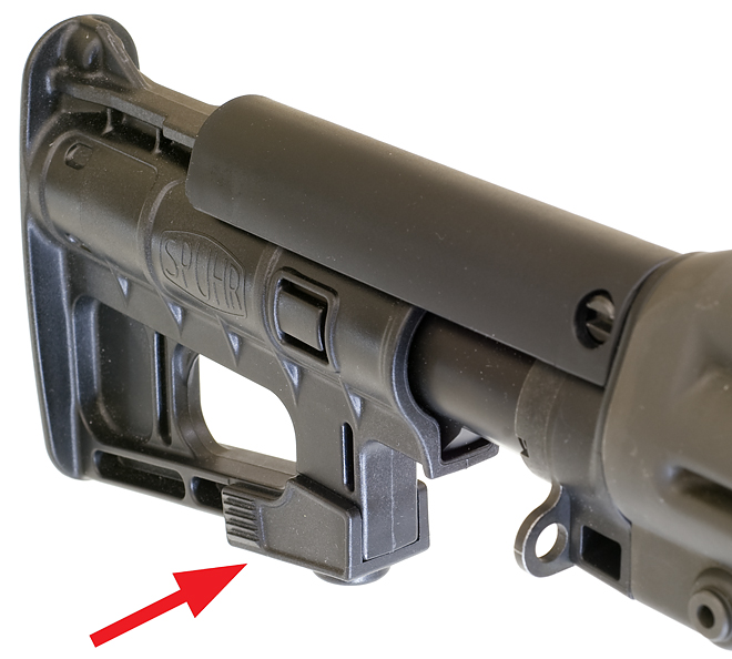 Spuhr Collapsible G3 Stock Review -The Firearm Blog