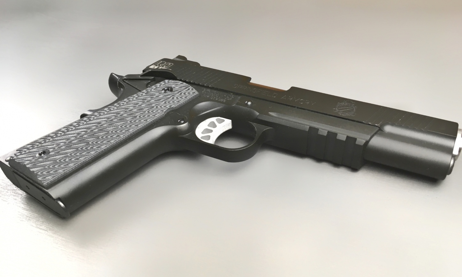 TFB REVIEW: Springfield Armory Range Officer Elite -The