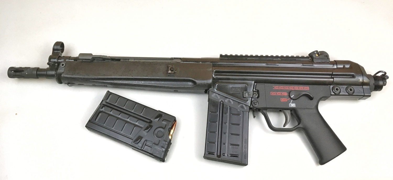 TFB REVIEW: PTR K3P From Atlantic Firearms -The Firearm Blog