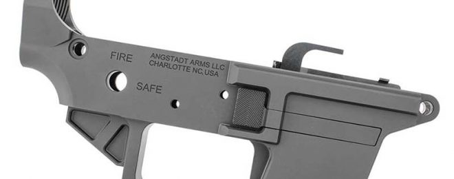 Angstadt Arms 45 ACP lower