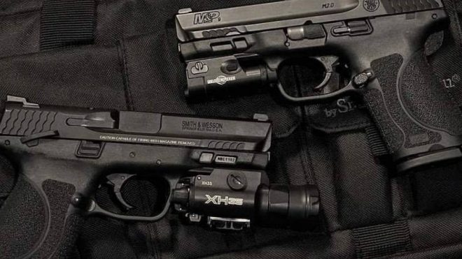 On top of the Smith u0026 Wesson M2.0 being leaked a couple of new Surefire lights were leaked in the same photo. It looks like the upcoming Surefire XH35 and ... & Upcoming Surefire XH35 and XC-1B Lights Leaked   1000 Lumen Pistol ...