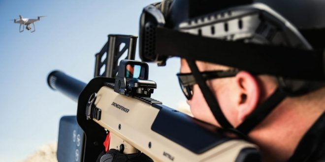 Technology Research And Development Company Battelle Has Announced The Second Generation Of Its DroneDefender Anti Drone Weapon First Released In 2015