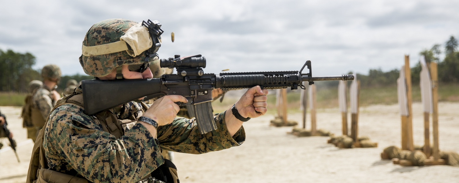 The Gripping Hand: A Pragmatic Perspective on Improving Infantry Lethality Through Marksmanship