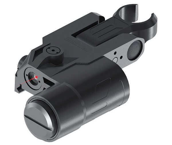 Chase laser sight