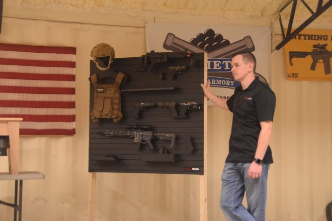 Tactical Walls Furniture And Modwall Big 3 East The