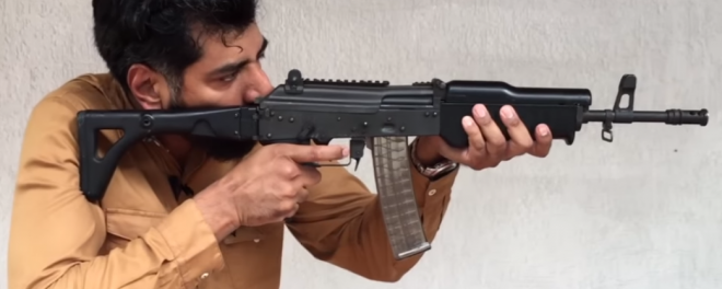 Indian Pdws Amoghminsas Carbine The Insas That Never Grew Up The