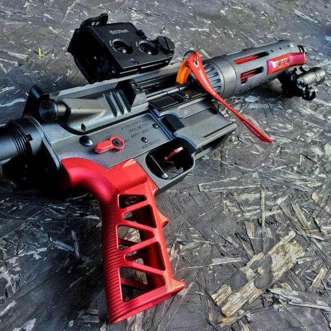 Review Naroh Arms Billet Aluminum Grips Amp Accessories