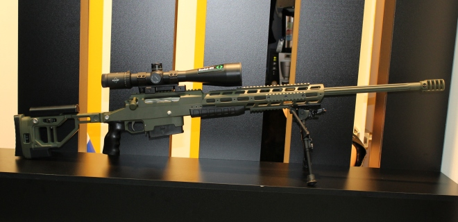 ORSIS F17 Multi-Caliber Bolt Action Rifle [Arms & Hunting 2017] -