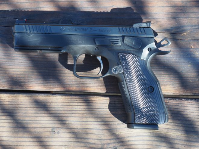 REVIEW: CZ Shadow 2-A Great Competition Pistol Right Out of