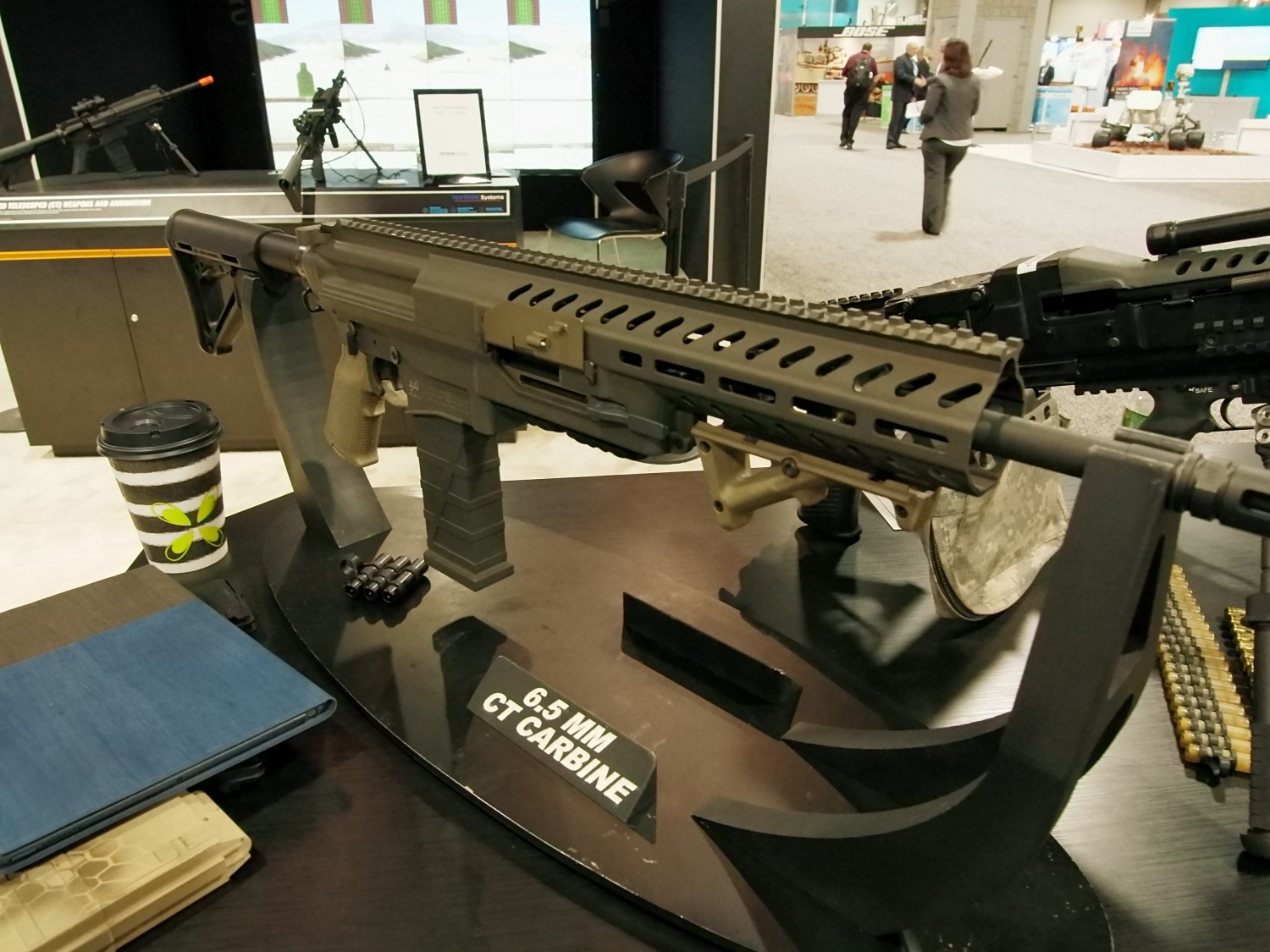 Textron ct carbine