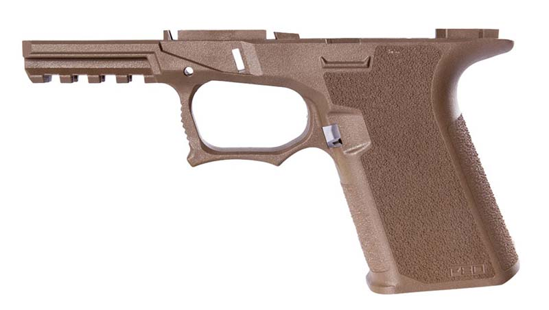 Exclusive Polymer80 Handgun Frames Available at Brownells -The