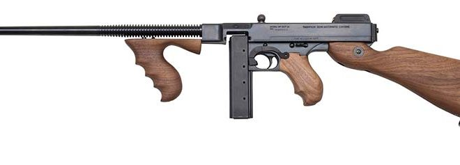 Thompson 9mm Carbine