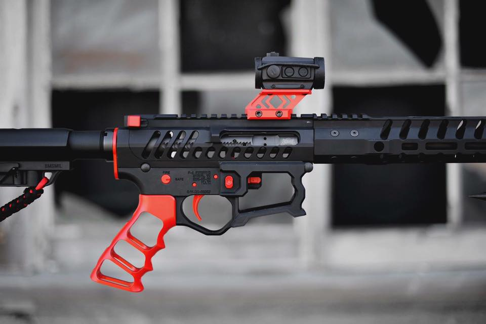 Review Naroh Arms Billet Aluminum Grips Accessories The Firearm Blog