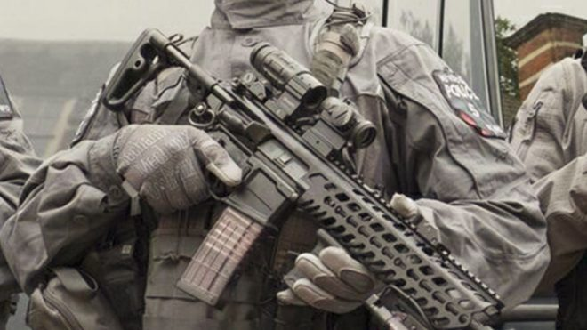 The German Police orders hundreds of SIG Sauer MCX Rifles