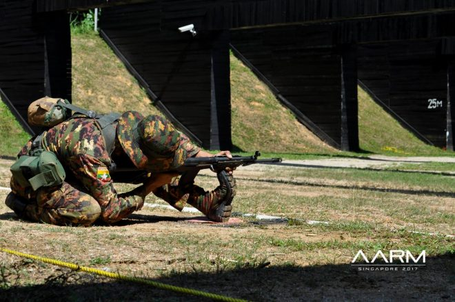 army chickens the 2017 asean armies rifle meet concludes the firearm blogthe