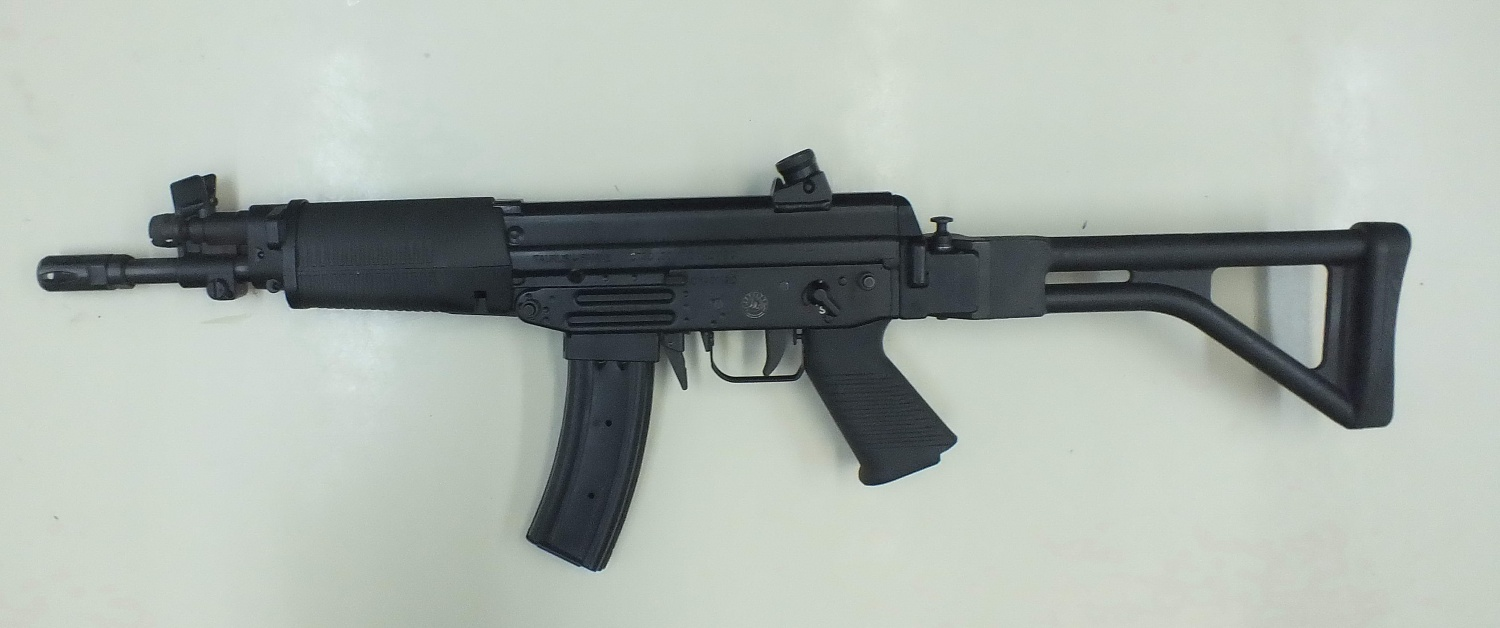 Taurus Ct30 Carbine The Last Joint Venture With Famae