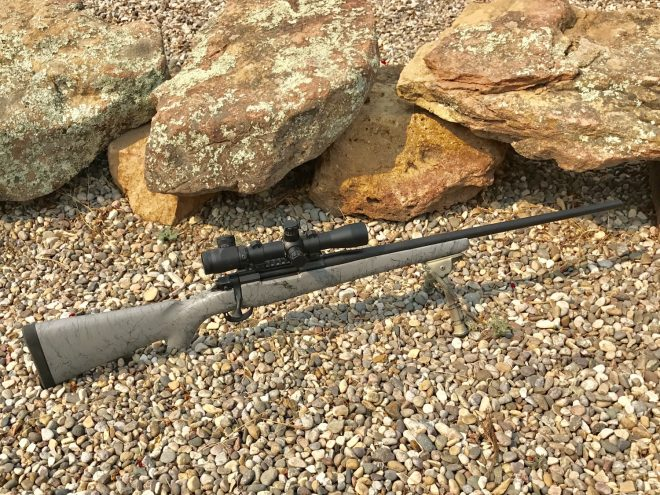 Review] M48 Liberty in 22 Nosler -The Firearm Blog