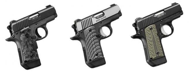 Kimber Offering New Micro and Micro 9 Models -The Firearm Blog
