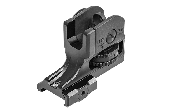 Leapers rear sight
