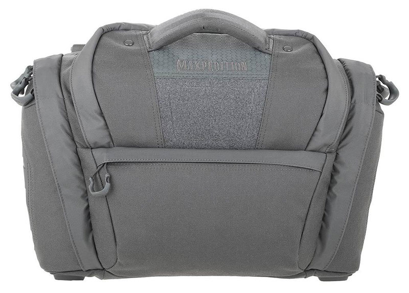 Maxpedition camera bag for CCW
