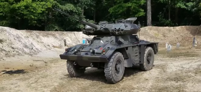 Armored Car For Sale >> Need Wheels Armored Car For Sale At Atlantic Firearms The
