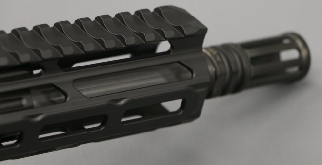 V SEVEN Weapon Systems Lightweight AR-15 (4 Lbs 9 Oz) -The